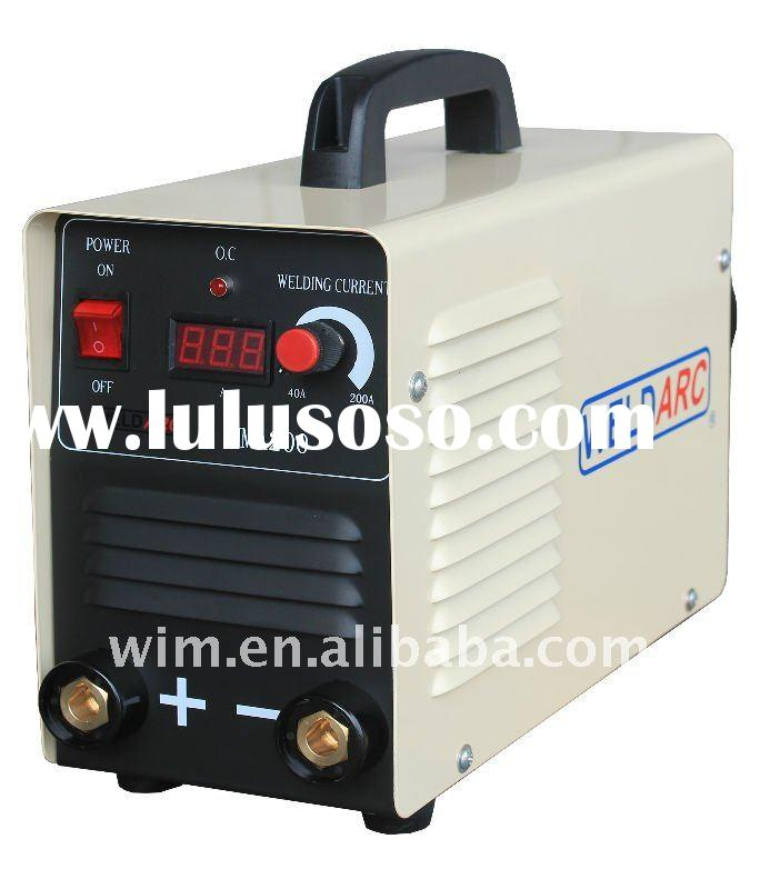 INVERTER DC ARC WELDING MACHINE MMA200