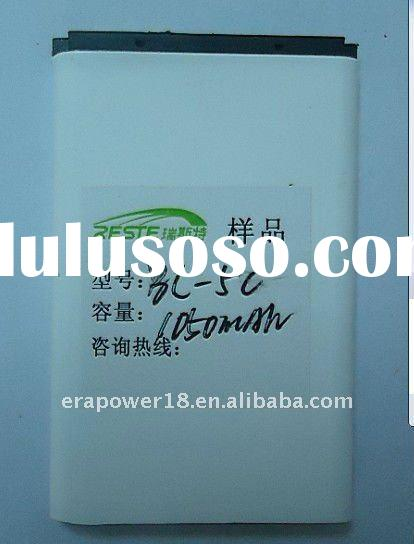 battery/ mobile phone battery/ battery BL-5C