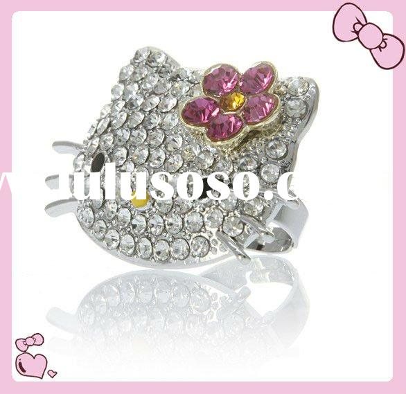 fashion hello kitty rings fashion rings