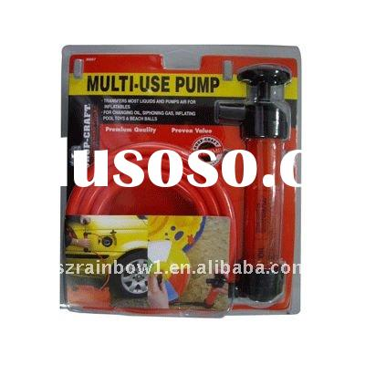 how to use beto hand pump