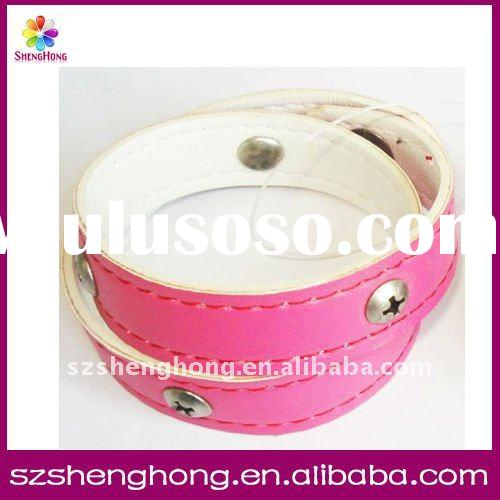 leather bracelet for women and girls