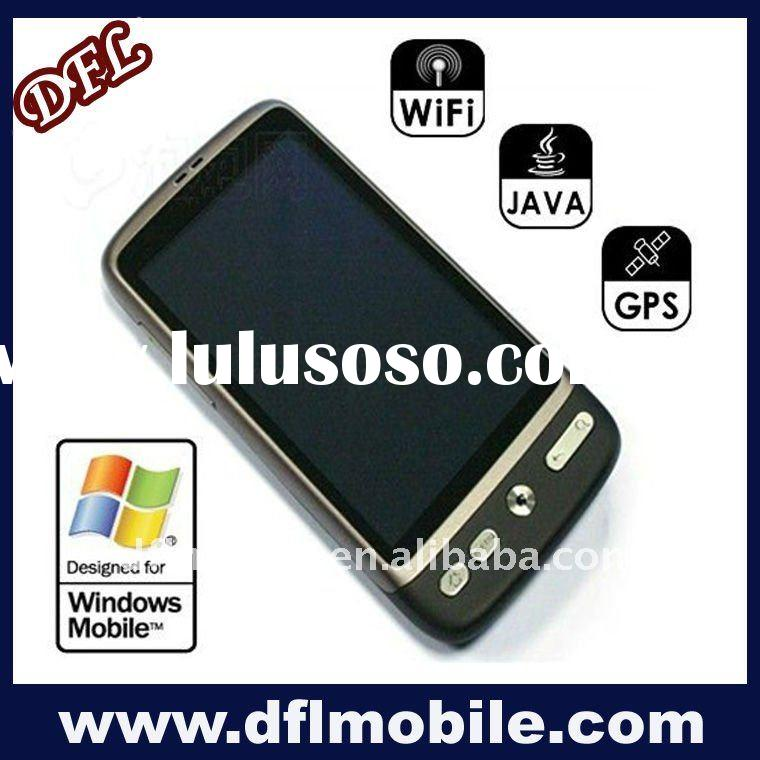 mobile phones  with GPS windows 6.5 G7
