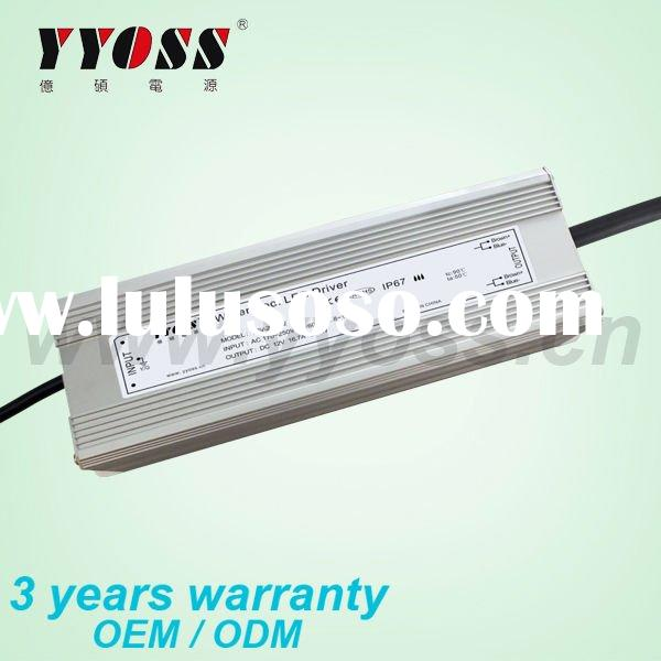200W waterproof led driver (Constant Voltage)