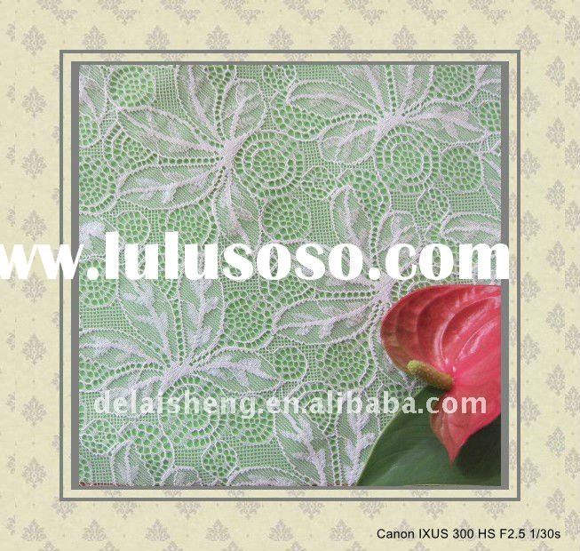 NYLON LACE FABRIC FOR FASHIONS