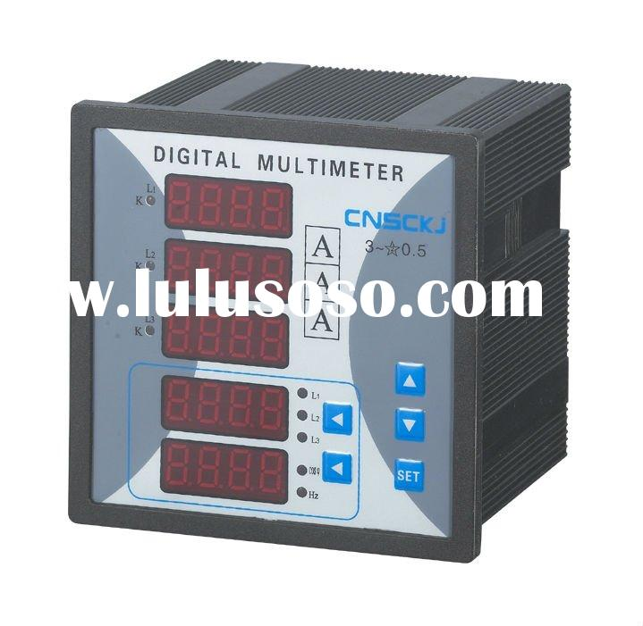 SCD914Z-9X4-UIFH  96*96 digital multimeter
