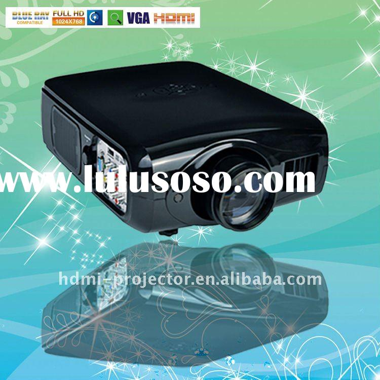 multimedia projecor support DVD / TV / PC /Laptop / Game cube / XBOX / Playstation / Wli