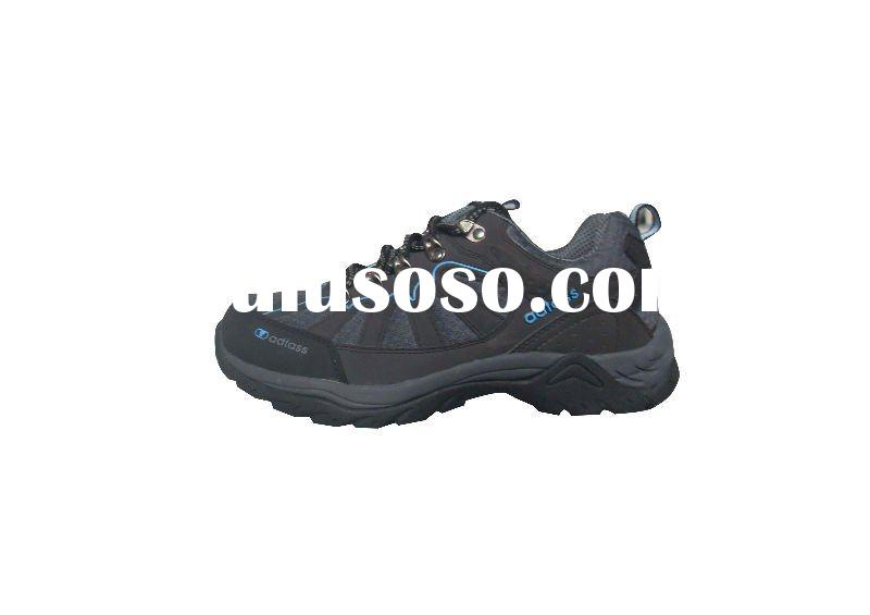 2012 NEWEST DESIGN MEN'S CLIMBING SHOES WITH LEATHER