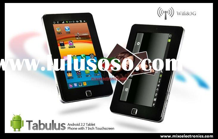 Cheap epad 7 inch VIA8650 with Phone Call Tablet PC factory wholesale price