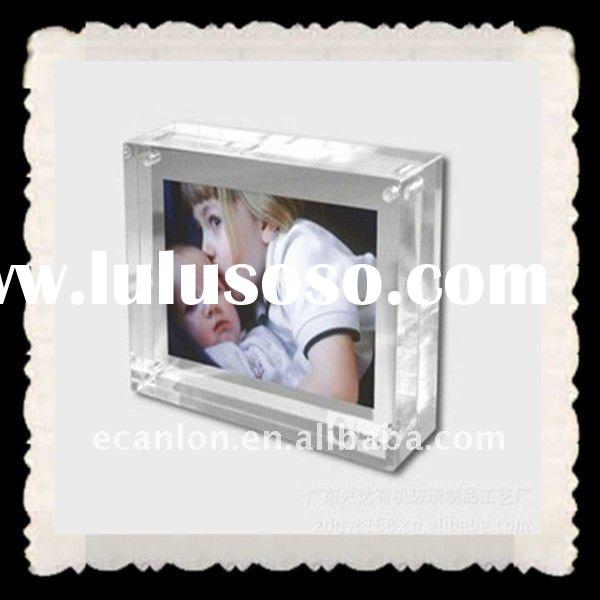 frames-acrylic picture frame -magnetic-acrylic cutting diamond polishing