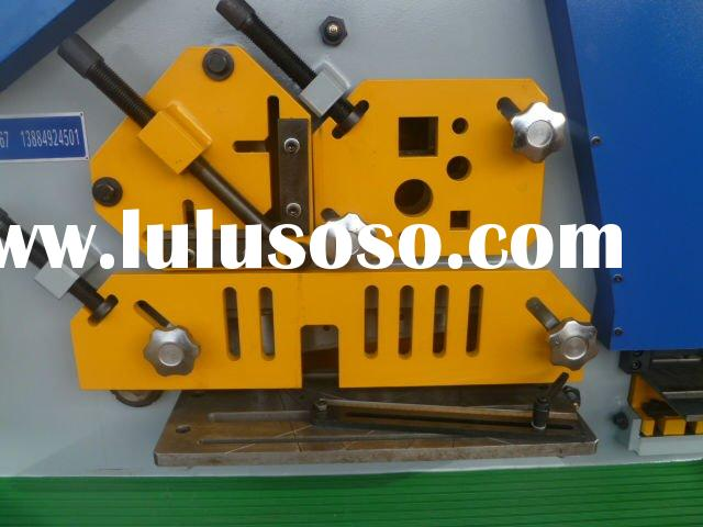 Q35Y Hydraulic Ironworker Machine