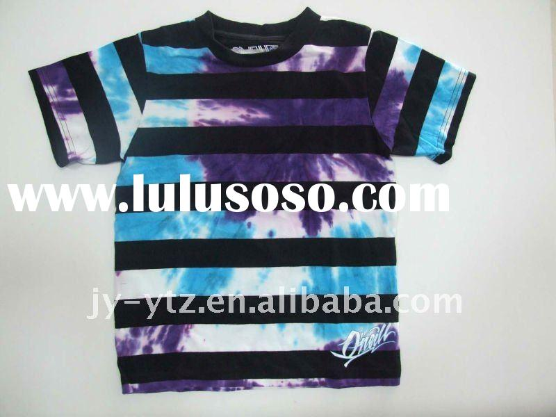 baby tie dyed tee