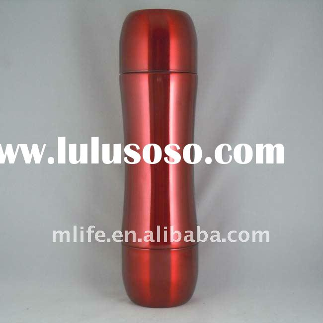 high quality FDA SGS approved food grade double wall thermos vacuum flask