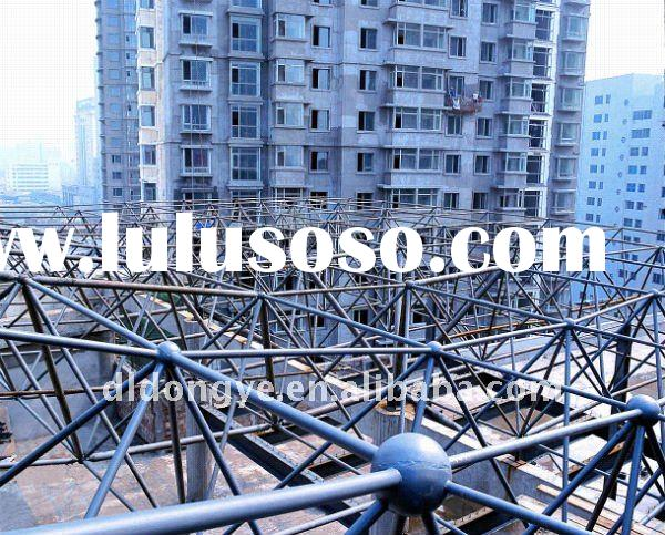 steel structure of Huibao Commerce Plaza Shopping Mall
