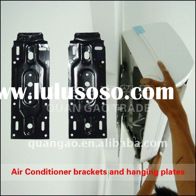Air conditioning bracket & room air conditioners hanging board