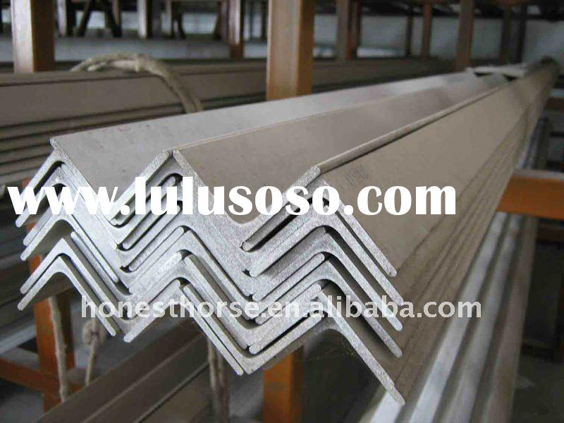 Hot Rolled Equal and Unequal Steel Angle Iron