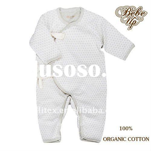 100% Organic Cotton Baby Romper Baby Clothes Children Clothing Kids Clothes