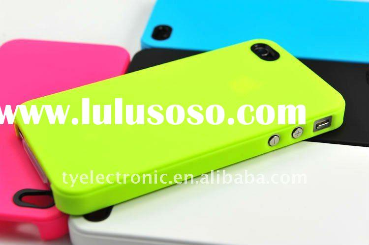 2011 hot selling cell phone cases, mobile phone case for iPhone4 case