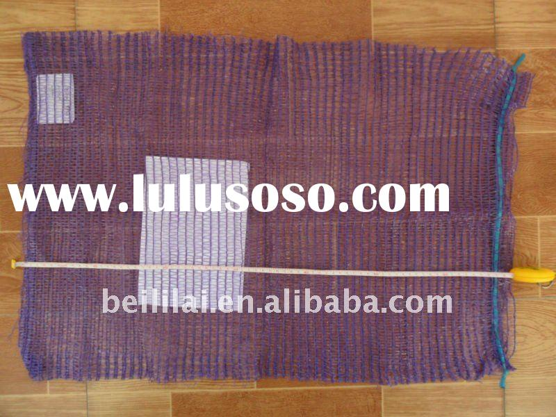50x80cm, violet, onion bag, onion net bag, mesh bags for onion, net bags for onions, onion sack