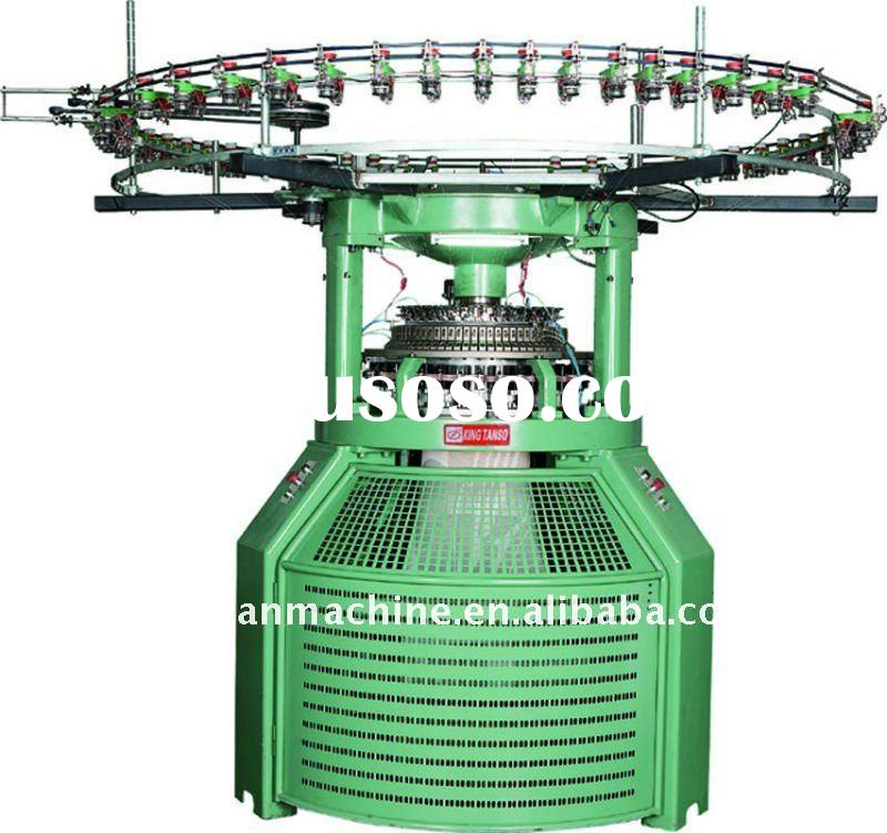 Knitting Oil Specifications : Double jacquard knitting machine