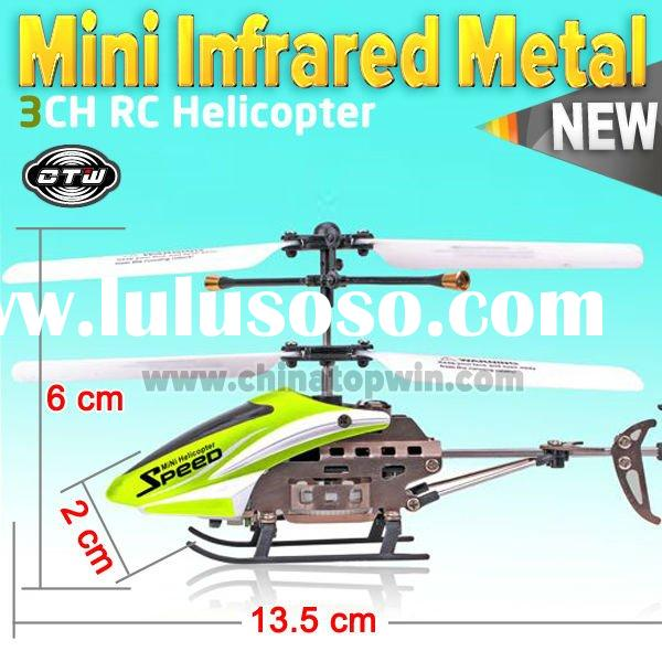 Mini 3CH Infrared Metal RC Helicopter(REH54810)