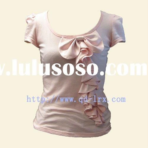Women's Fashion Short Sleeve T Shirt
