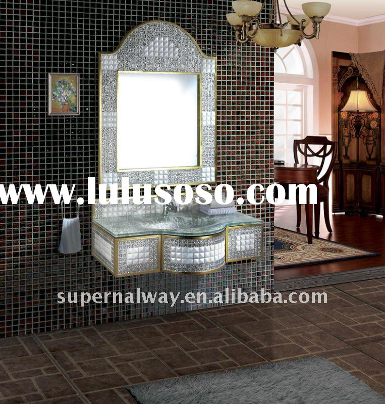 Bathroom vanity  furniture  Mosaic style #MSK006