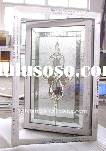 Casement Aluminum window, Aluminum casement window, Silver Aluminum window