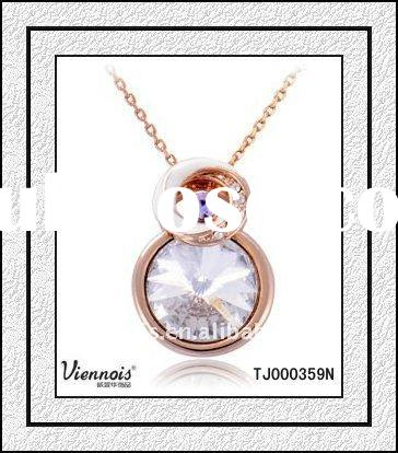 Fashion Glorious Diamond necklace design, Fancy Staring