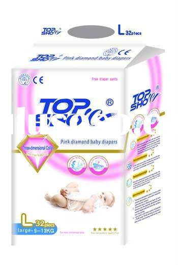 Pink Diamond Economic Disposable Baby Diaper