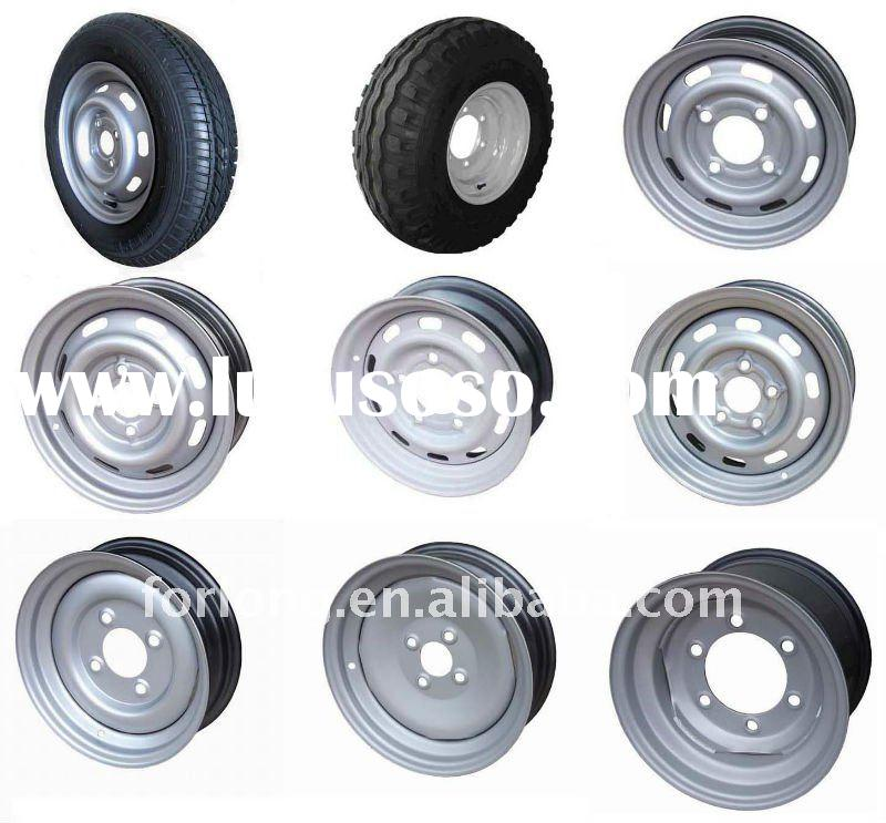 Steel wheel rims & Complete wheels