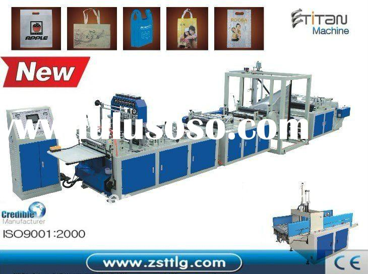 Supply TT500-800 Automatic Non-woven Fabrics Bag Making Machine