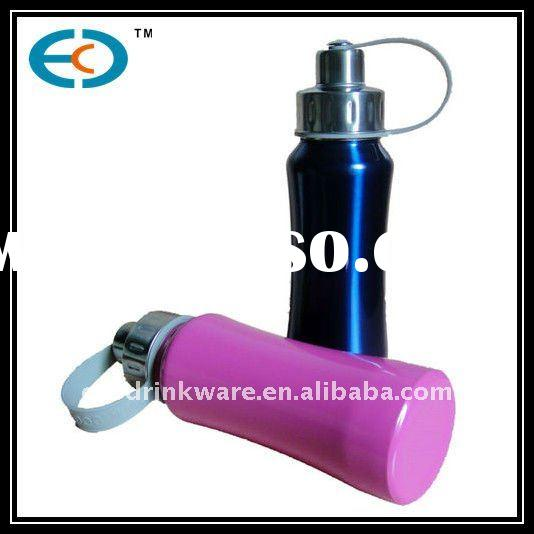 new design lid bpa free stainless steel drinking bottle