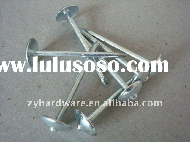 2.5inch umbrella roofing nails