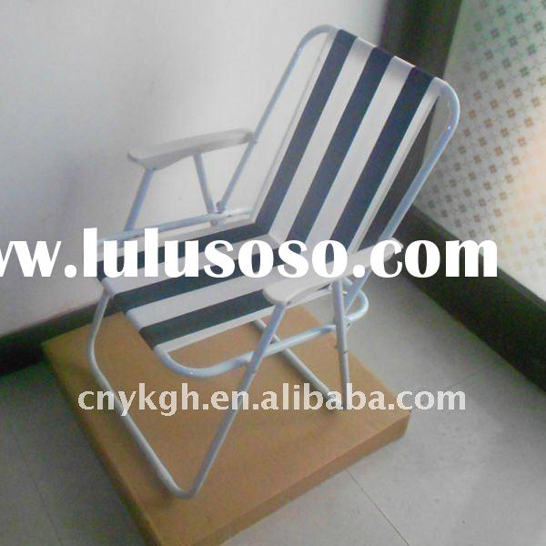 Beach chair and sand chair and garden chair and outdoor furniture