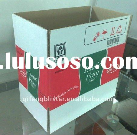 Corrugated  carton box,paper box printing,paper packaging box cartons