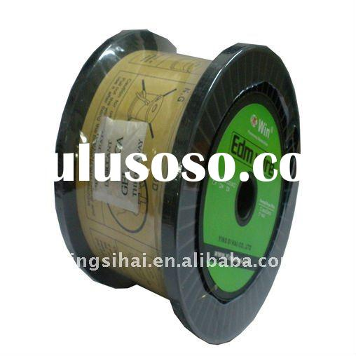 Soft EDM wires cutting edm 0.10mm