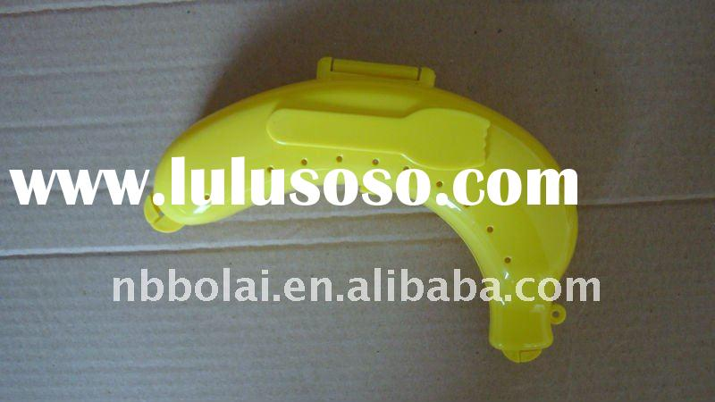plastic banana saver, storage box,banana decoration
