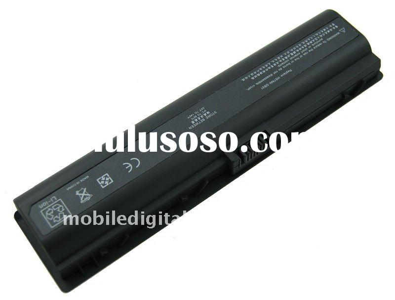 replacement laptop batteries for HP Pavilion DV2000 Series