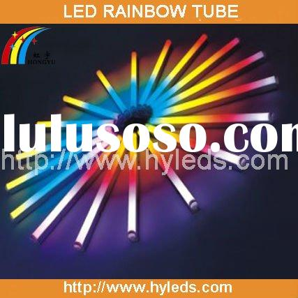 Colorful LED Digital Outline Tube