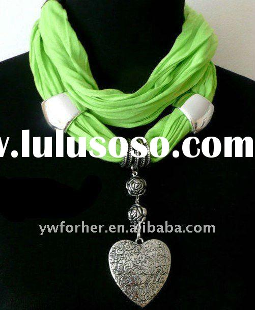 Fashion accessories jewellery scarf