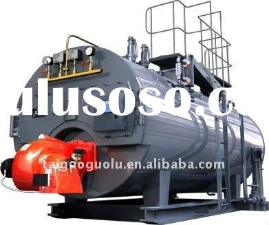 WNS Horizontal Gas (Oil) fired steam Boiler