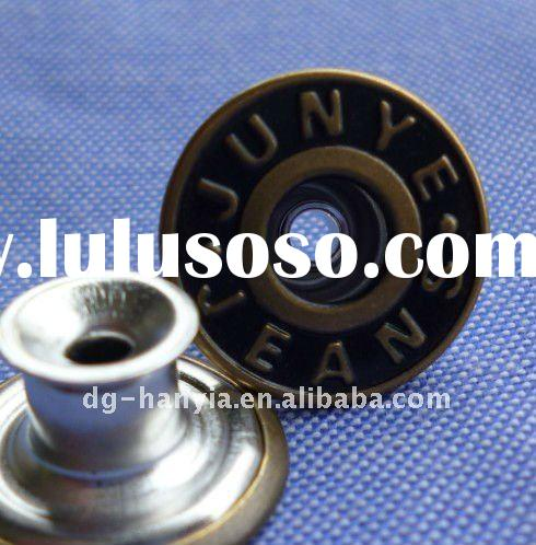 16.8mm JUNYE JEANS jeans  buttons