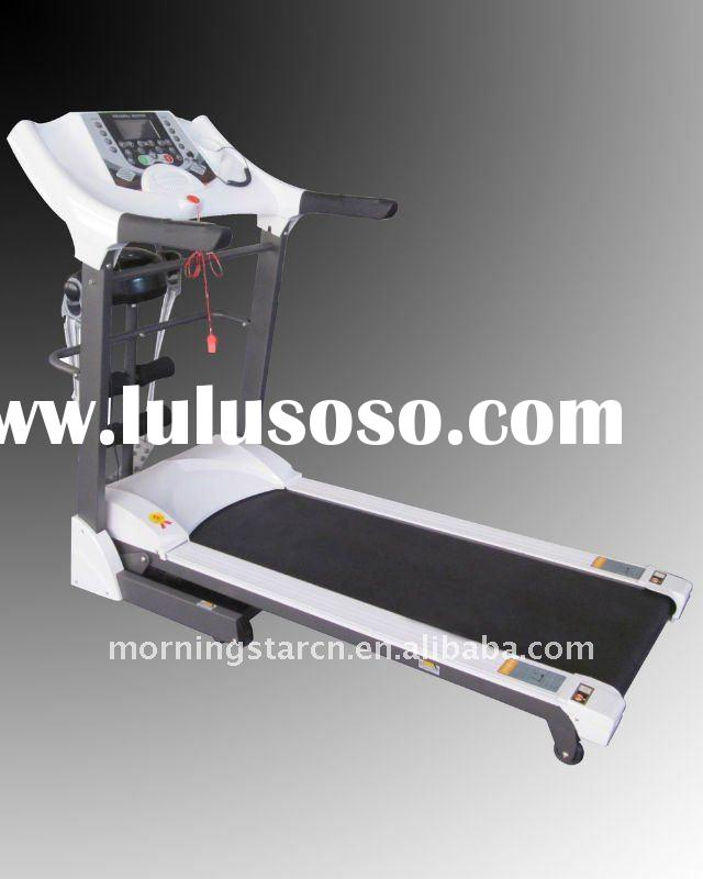 2.0HP DC driving motor treadmill/gym treadmill