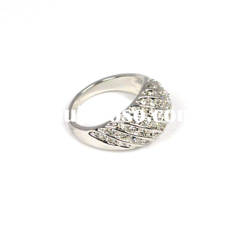 Fashion wedding ring RN438