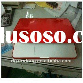 red  hard shell case for macbook air,crystal case for macbook