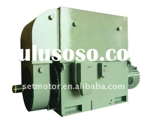 Shanghai electric YRKK AC Induction high voltage Motors