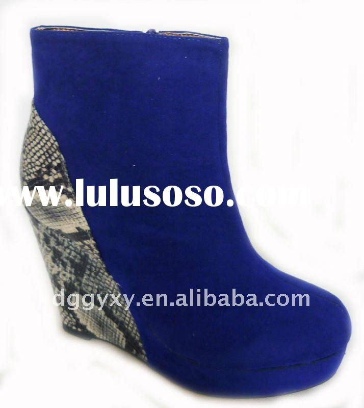 lady boots ,fashinable boots ,for big size ,high quality