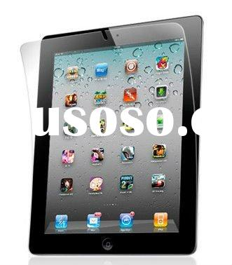 screen protector Protective Film fit for ipad 2 High Transparent And Scratch Resistance Series