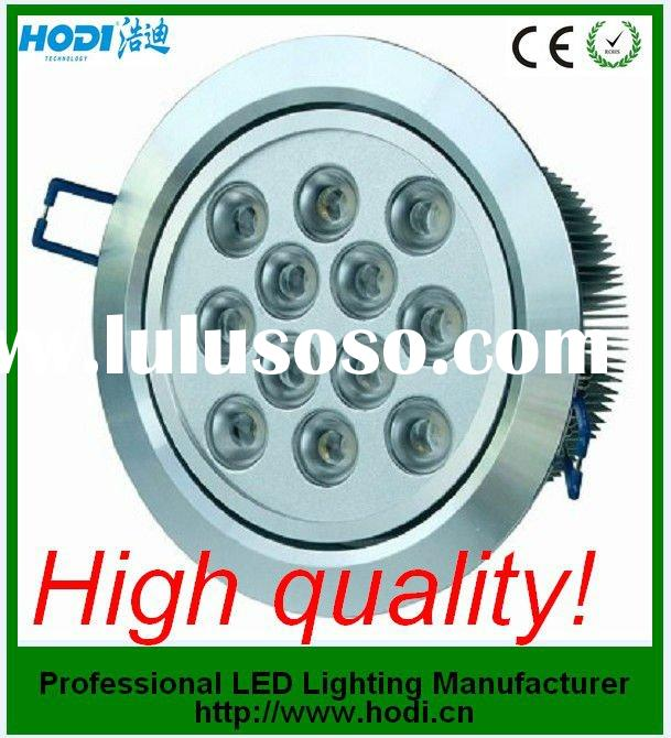 12w high power led down light