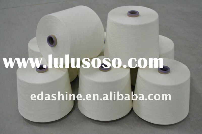 40/1 ring spun polyester yarn